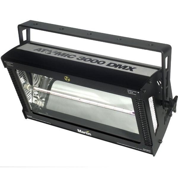 Аренда Стробоскоп Atomic 3000 DMX™, HungaroFlash 6000