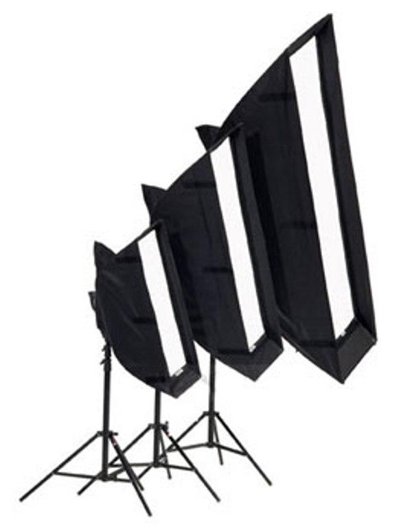 Аренда Насадки Chimera SMALL  Video Pro Plus Strip (2kW, 1kW, 2,5kW, 1,2kW, 575W)