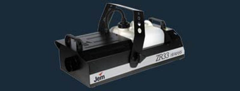Аренда Дыммашины Jem ZR33 Hi-Mass™,  High End F100™