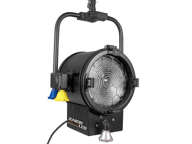 Прокат прожектора светодиодного 200W JuniorLED Daylight DMX PO