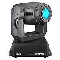 Аренда прибора с полным движением Martin Mac 2000 Profile II