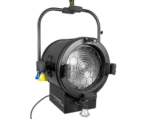 Аренда. Прожектор светодиодный 400W Studio JuniorLED Daylight DMX PO