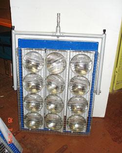 Аренда Jambo (12 ламп по 1000W)