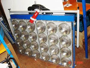 Аренда Jambo (24 лампы по 1000W)