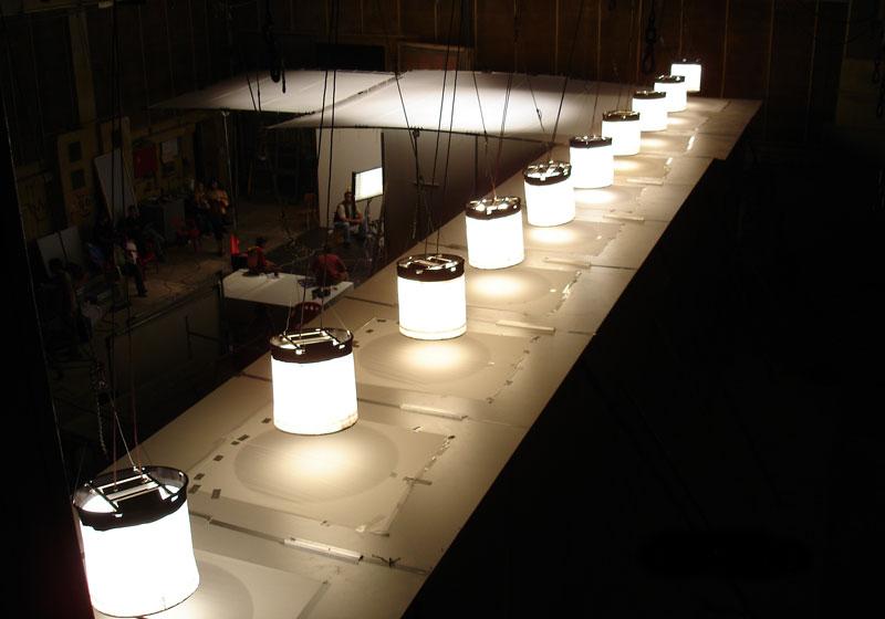 Аренда Spase Light (2 лампы по 1250 W)
