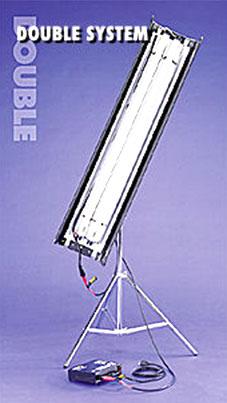 Аренда 2ft Double (2 лампы по 2ft)