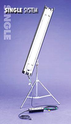 Аренда 2ft Single (1 лампа 2ft)