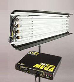 Покат KinoFlo Mega 8ft Fourbank (4 лампы по 8ft)