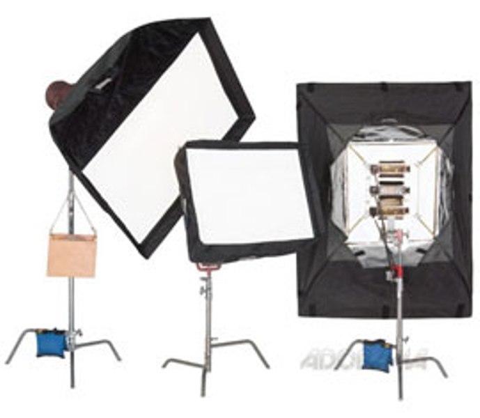 Аренда Химеры MEDIUM Quartz Plus W/3 Screens (5kW, 2kW, 1kW, 4kW)