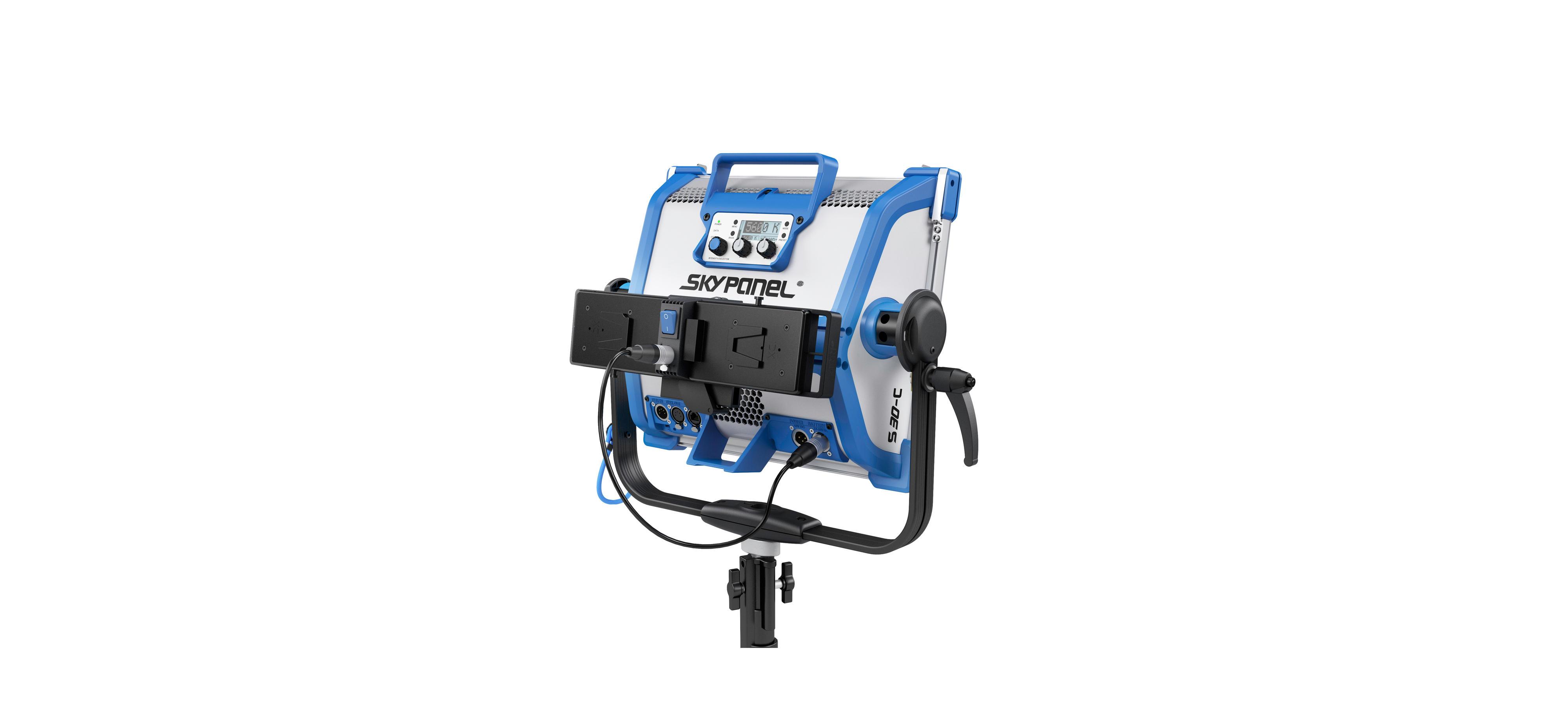 V-Mount Battery Adapter Plate для ARRI SkyPanel