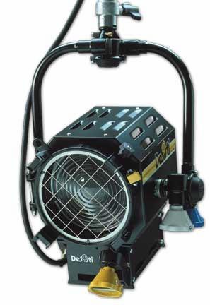 Аренда светового оборудования DeSisti Leonardo 1 kW P.O.