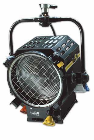 Прокат светового оборудования DeSisti Leonardo 2 kW P.O.